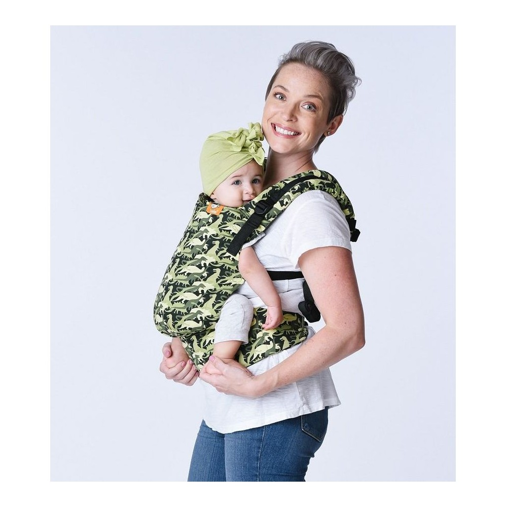 Tula Baby Standard Carrier Camosaur Limited Edition