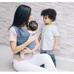 ERGOBABY Wrap Aura Coral Dots