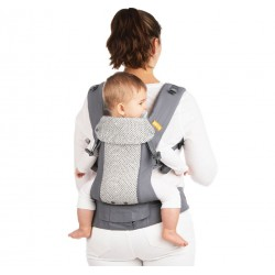 Beco Gemini Carrier Cool Dark Grey