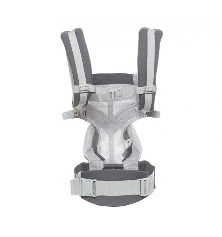Ergobaby Omni 360 Cool Air Mesh Carrier Carbon Grey Summer