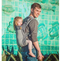 Beco Toddler Carrier Cool Grey