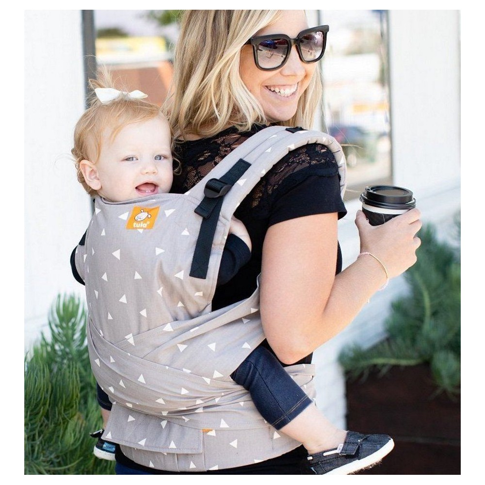 Neko Slings Neko Switch Baby Size Carrier Can Be Used from Birth Without Infant Insert Baby Carrier for Newborn Free Teething Pads and Stuff Sack