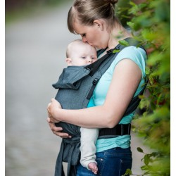 STORCHENWIEGE BabyCarrier Graphite