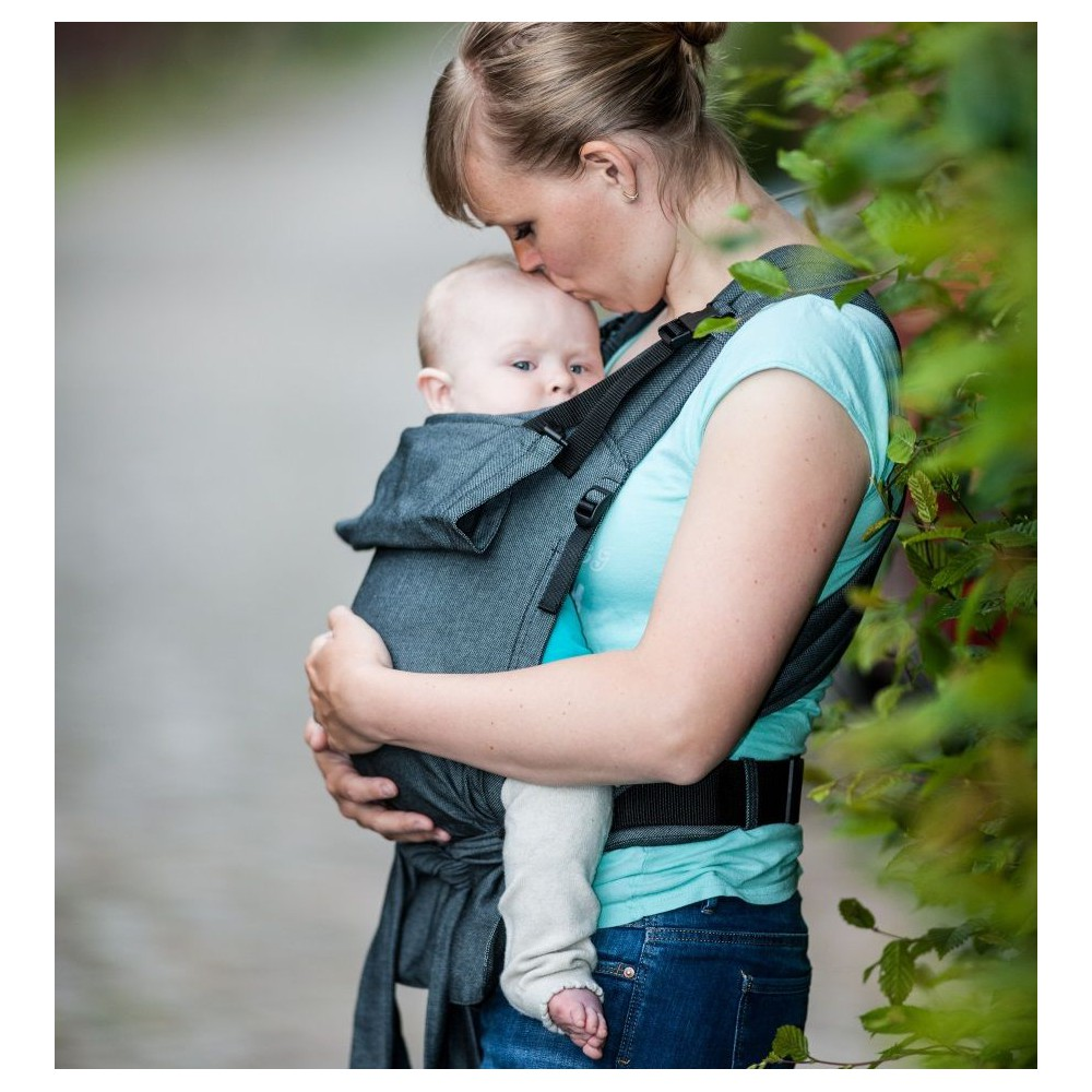 a8f00c8c47a Storchenwiege >Storchenwiege BabyCarrier>Storchenwiege BabyCarrier  Graphite. Display all pictures