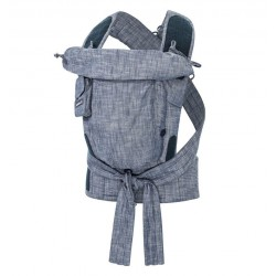Bondolino Plus One Size Denim Babycarrier