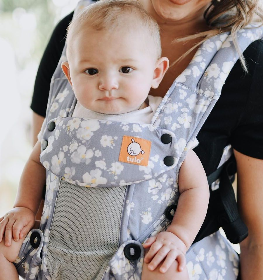 Babycarrier Tula Explore Coast Sophia From Birth Carry