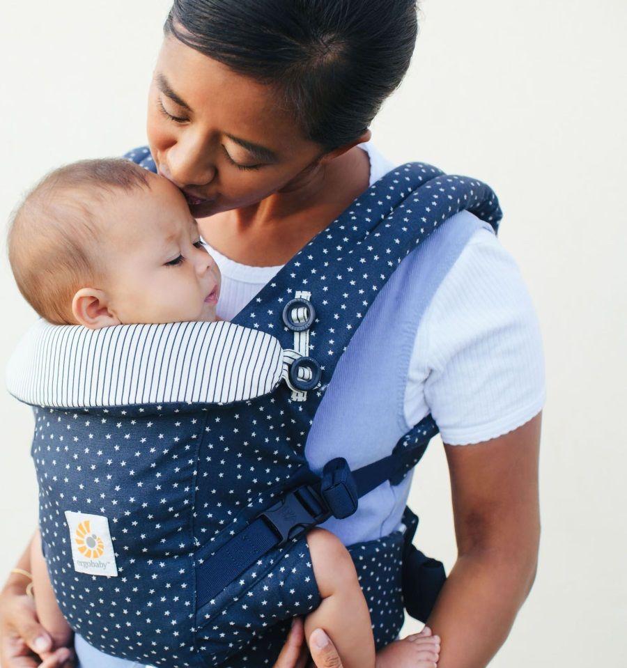 Babycarrier Ergobaby Adapt Galaxy Online From Birth Baby