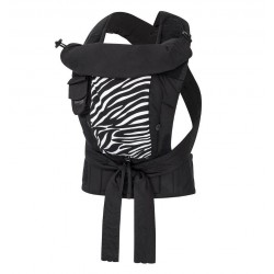 Bondolino Plus One Size Zebra Babycarrier -  limited edition