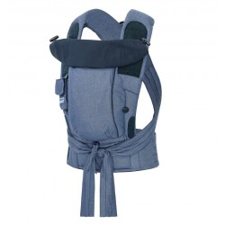 Bondolino Plus One Size Blue Melange Babycarrier