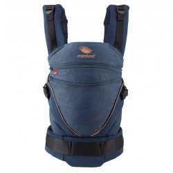 Babycarrier Manduca XT Denim Blue Toffee