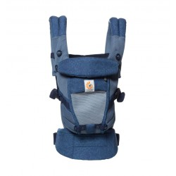 Ergobaby Adapt Cool Air Mesh Blue Bloom