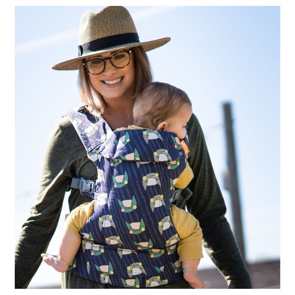 Beco Gemini babycarrier Fox & Kit