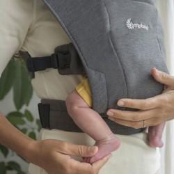 Ergobaby Embrace Heather Grey babycarrier