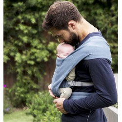 Ergobaby Embrace Oxford Blue babycarrier