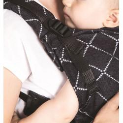 Isara The One Diamonda Black babycarrier