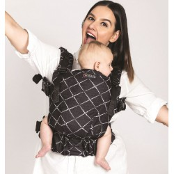 Isara The One Diamonda Black babycarrier