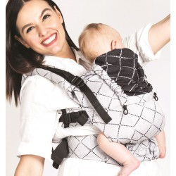 Isara The One Diamonda Grey babycarrier
