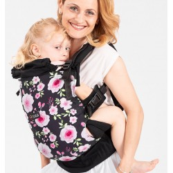 Isara The One Rose Eden babycarrier - canvas collection