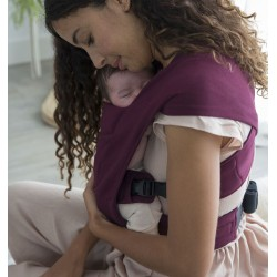 Ergobaby Embrace Burgundy babycarrier