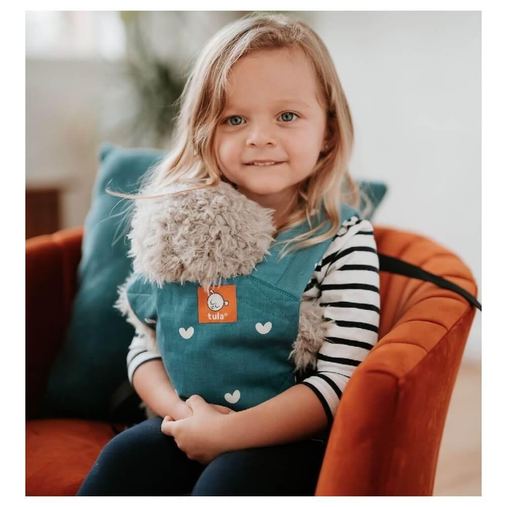 Tula Mini Playdate - Doll Carrier