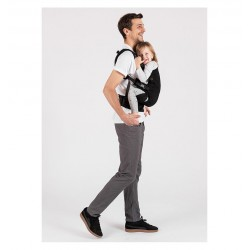 Isara The One Black-a-porter babycarrier - canvas collection