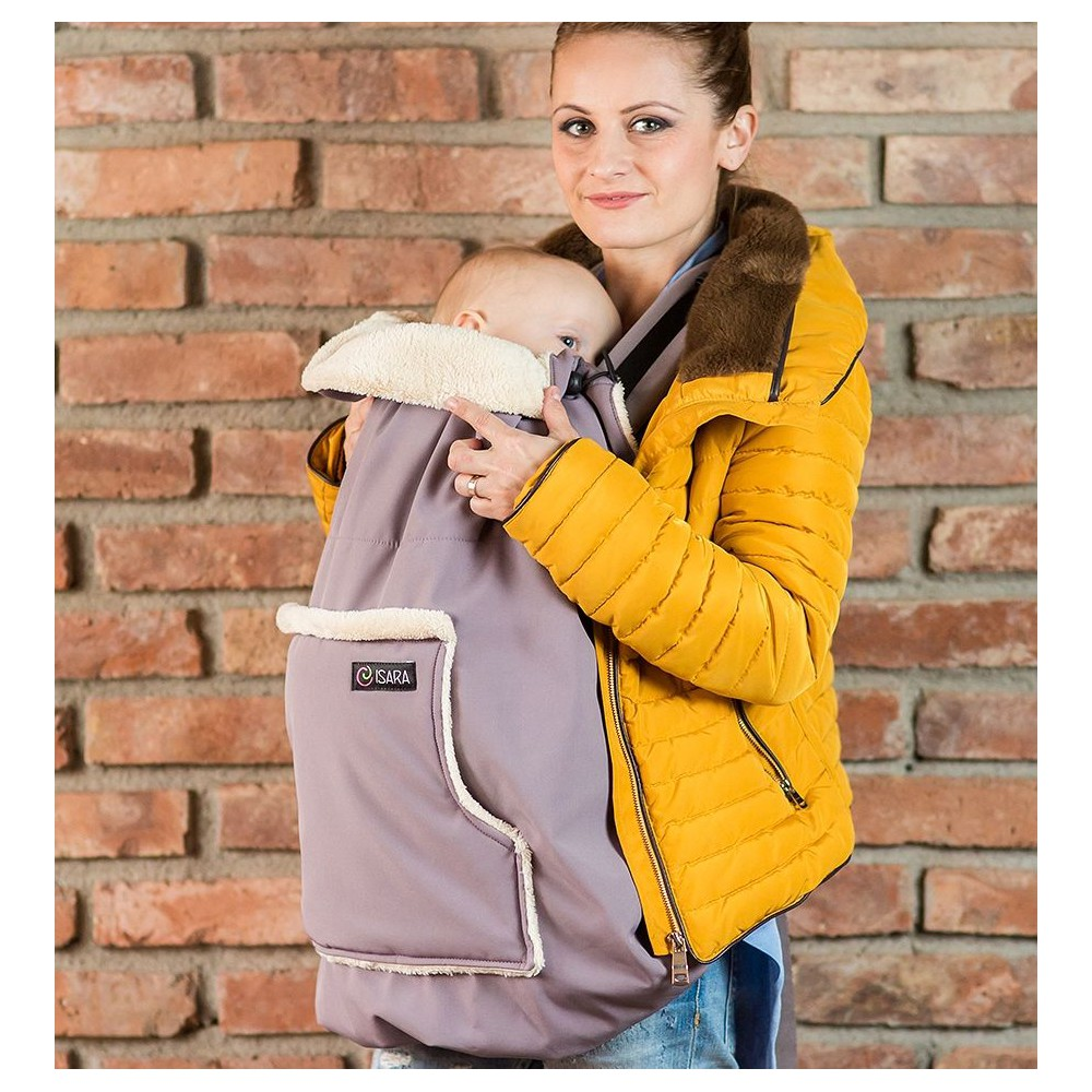 Isara Winter Cover- Frosted Almond Taupe