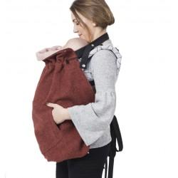 Isara Clever Cover Terra Cotta - Merino Wool