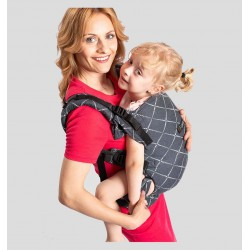 Isara The One Diamonda Blue Ink babycarrier