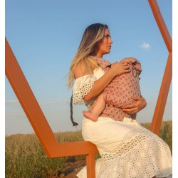 Neko Switch Lycia Terracotta Babycarrier