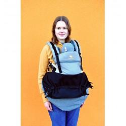 MaM Ultra Plus 2 in 1 Flex Cover - Black