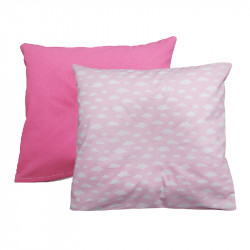 BabyDorm Pillow Case Pink Sky
