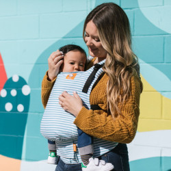 Tula Free to Grow babycarrier Seaside