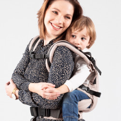 Isara The One Caffe Latte babycarrier