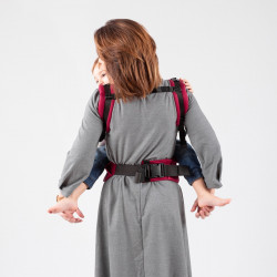 Isara The One Scarlet babycarrier