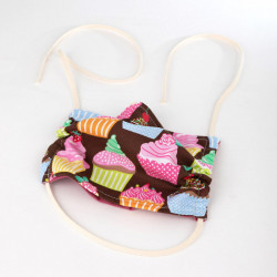 Emeibaby Face Mask - Cookie