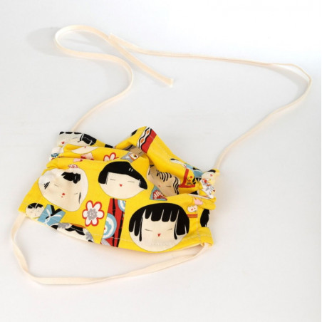 Emeibaby Face Mask - Yellow Faces