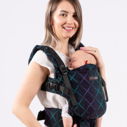 Isara The One Diamonda Play of Lights babycarrier