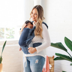 Tula Free to Grow babycarrier Coast Blues