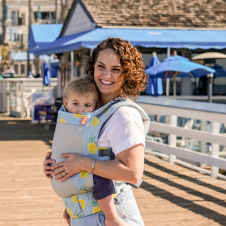 Beco Toddler Carrier Cool Pineapple