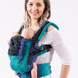 Isara The One Diamonda Northern Lights babycarrier