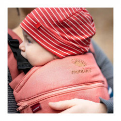 Manduca XT Denim Rouge - babycarrier