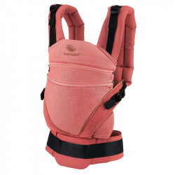 Manduca XT Denim Rouge - babycarrier