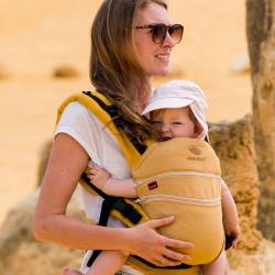 Manduca XT Denim Gold - babycarrier
