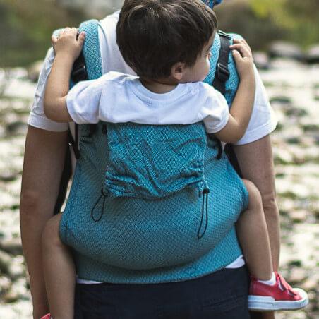 Neko Switch Blue Diamond Toddler carrier
