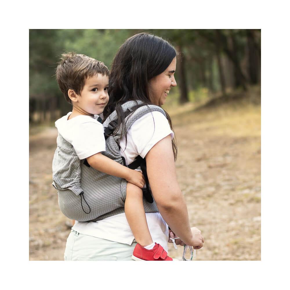 Neko Switch Grey Diamond Toddler carrier