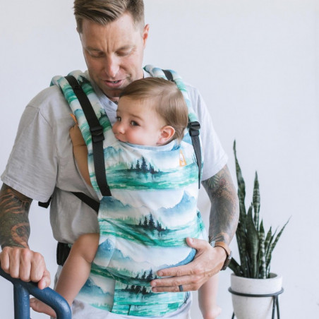 Tula Free to Grow babycarrier Morning Mist