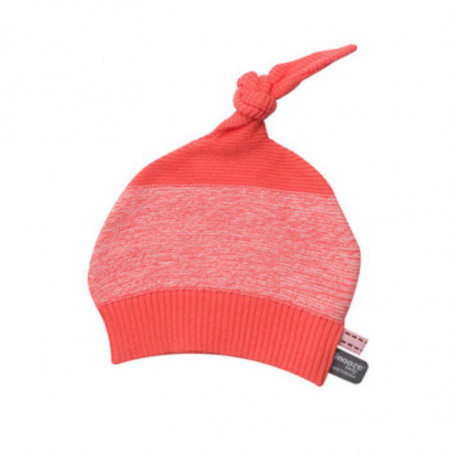 Snoozebaby Knitted baby hat Red