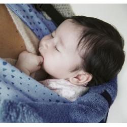 Snoozebaby KIss & Carry Indigo Blue