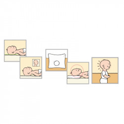 Babydorm Pillow Infographic