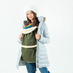 Isara Winter Cover - Oliveea